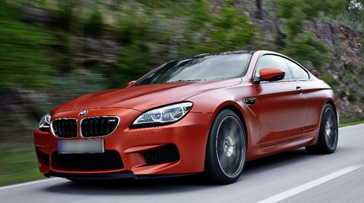 Новый BMW M6