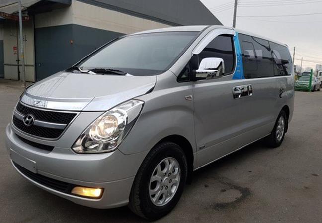 Hyundai Starex 2008 года