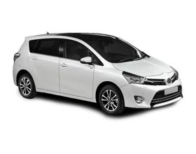 Сколько стоит Toyota Verso: комплектации и цены