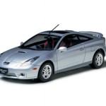 Сколько стоит Toyota Celica: комплектации и цены