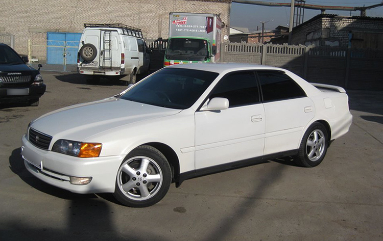 Toyota Chaser 1998 г.