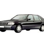 Сколько стоит автомобиль Mercedes-Benz W140