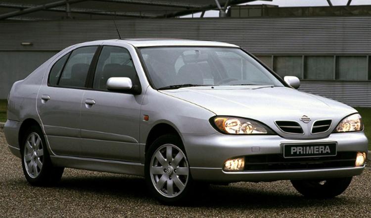 Nissan Primera 2 поколения