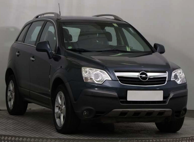 Новый Opel Antara