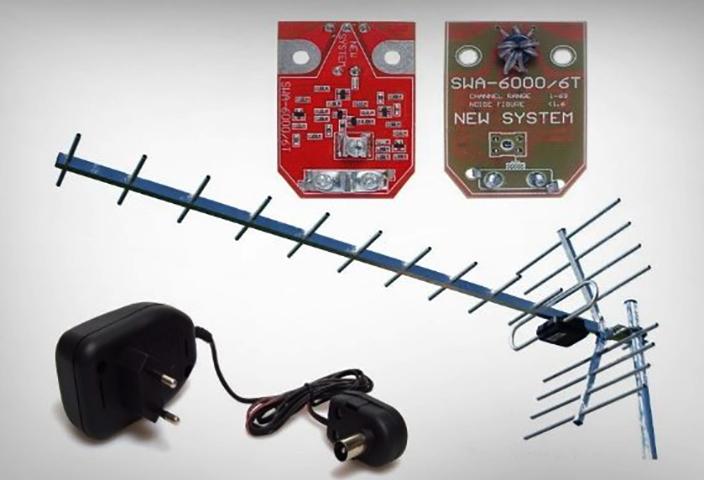 Усилитель для антенны телевизора