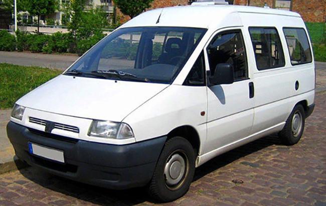 Peugeot Expert 1 поколения