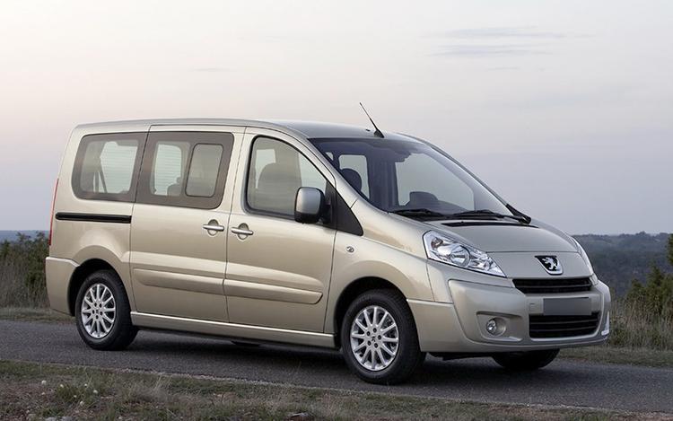 Peugeot Expert 2 поколения