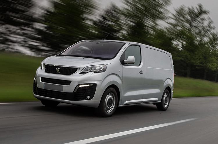 Peugeot Expert 3 поколения