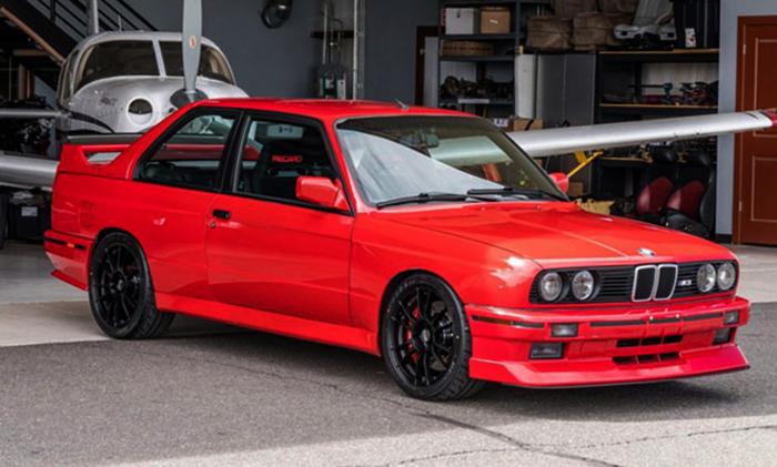 BMW E30 1989 г.