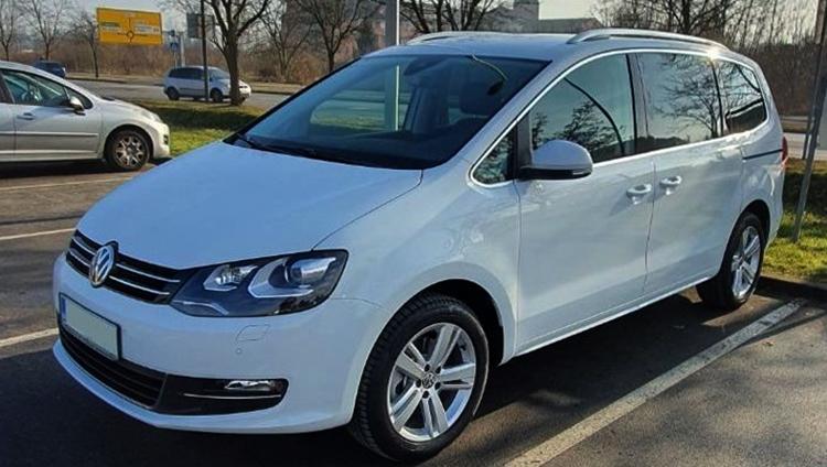 Volkswagen Sharan 2 поколения
