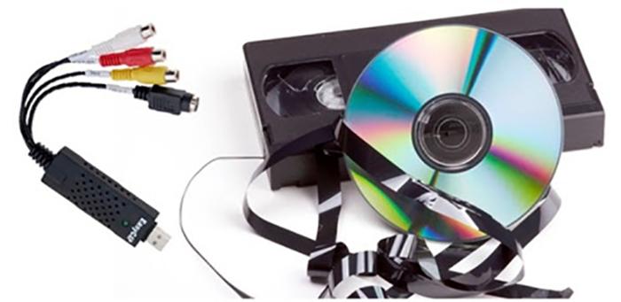 Перед переносом с кассеты на диск