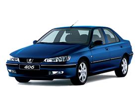 Сколько в среднем стоит Peugeot 406
