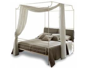 Сколько в среднем стоит кровать с балдахином
