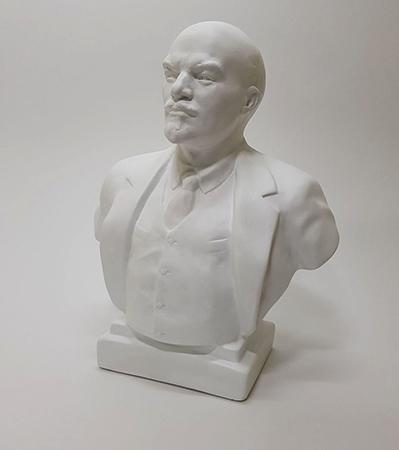 Новый бюст Ленина