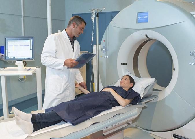 Перед проведением МРТ