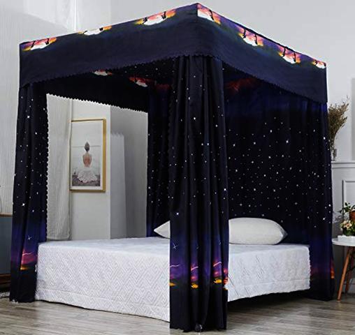 Новая кровать с балдахином