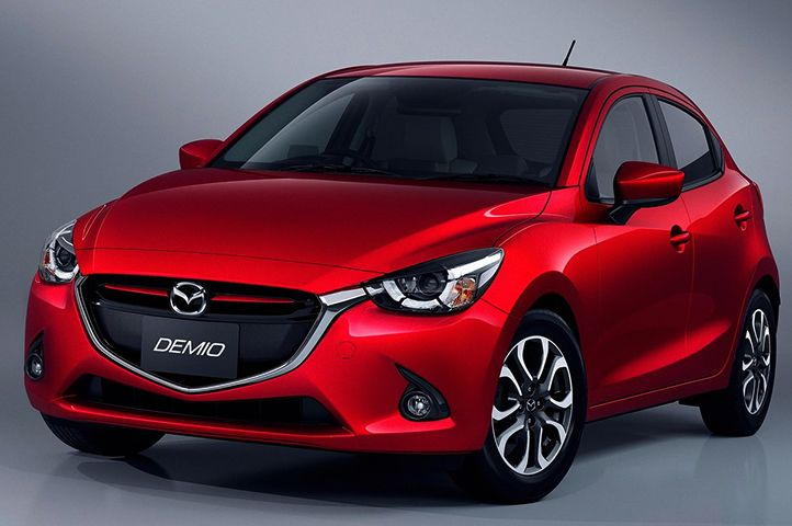 Новая Mazda Demio