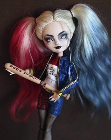Новая кукла Харли Квинн