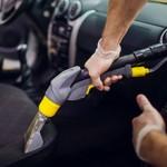 Сколько в среднем стоит пропылесосить салон автомобиля