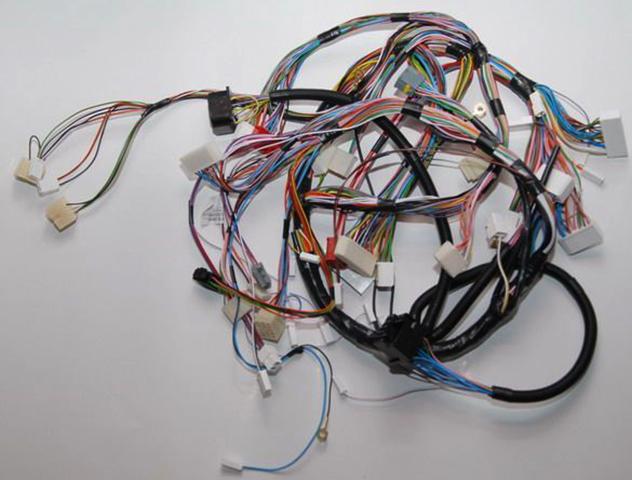 Новые провода для ВАЗ 2110