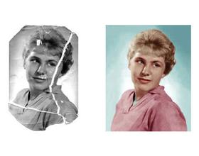 Сколько стоит реставрация фотографии и от чего зависит цена