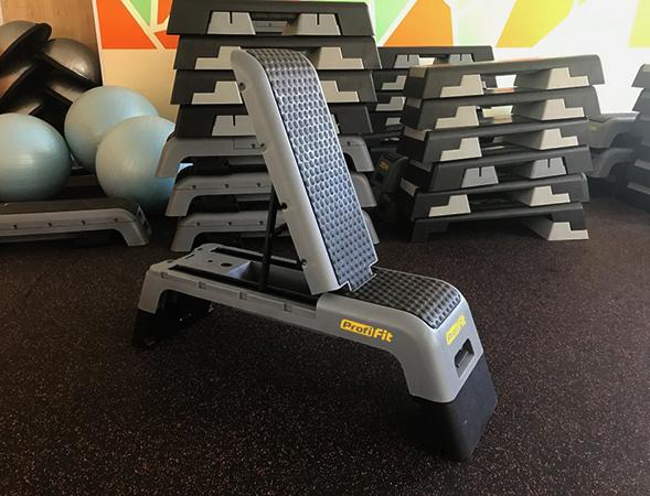 Степ-платформы для фитнеса