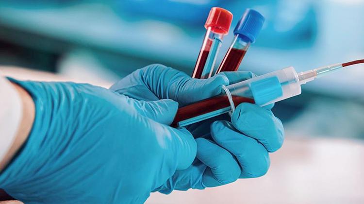 Взятие анализов крови