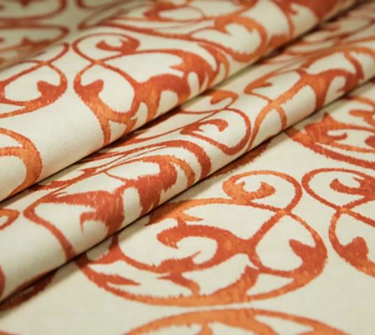 Новая портьерная ткань
