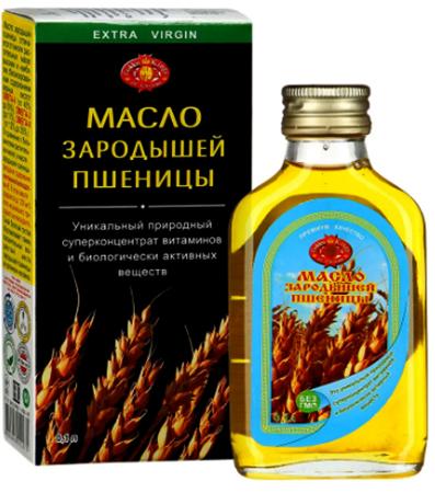 Масло зародышей пшеницы Extra Virgin