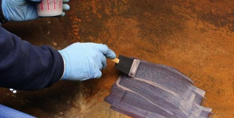 Использование грунтовки по металлу