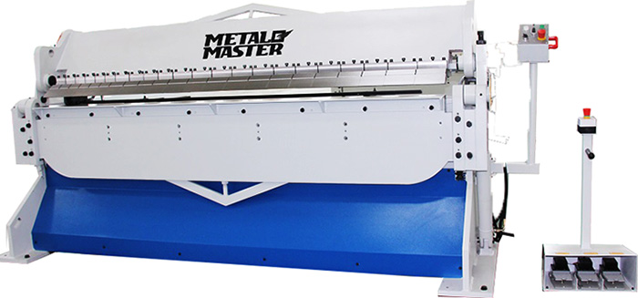 Листогибочный станок MetalMaster HBS