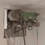 Сколько стоит бурение стен под вентиляцию: особенности и расценки