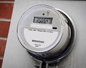 Сколько стоит перенос электросчетчика в частном доме?