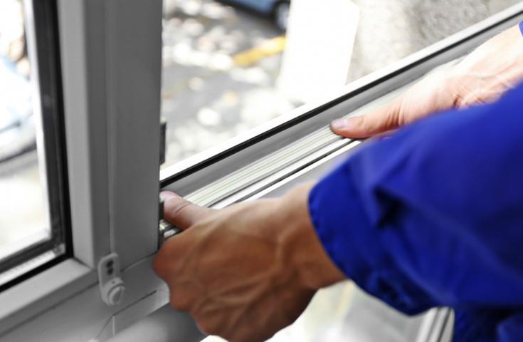 Установка энергосберегающего окна