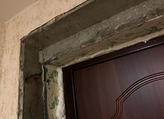 Дверной откос