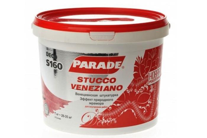 Венецианская штукатурка Parade