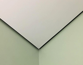 Сколько в среднем стоит теневой натяжной потолок