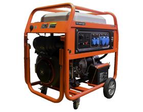 Сколько в среднем стоит бензиновый генератор для дома?