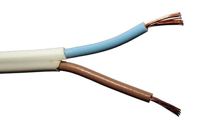 Бытовой медный кабель