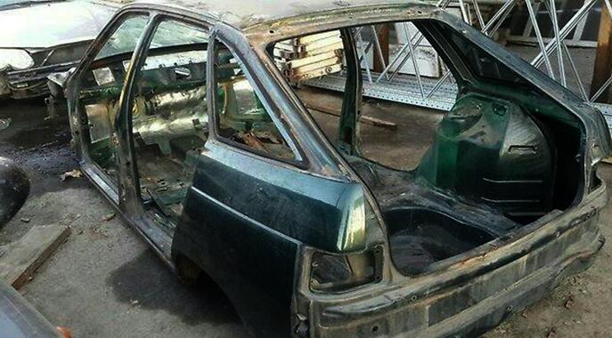 Кузов на ВАЗ 2112 в плохом состоянии