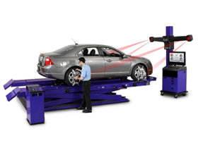 Сколько стоят услуги по проверке геометрии кузова автомобиля?