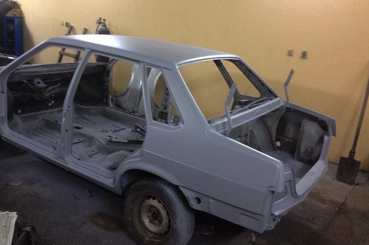 Новый кузов на на ВАЗ 2115