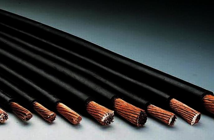 Разные медные кабели
