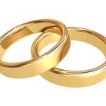 Сколько в среднем стоят обручальные кольца (за пару)