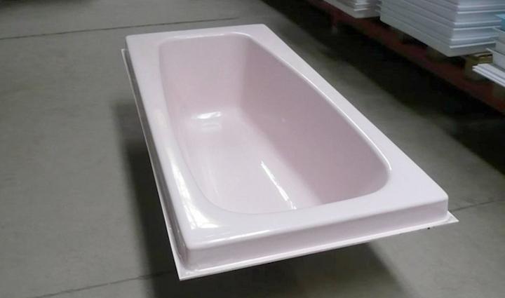 Новый вкладыш для ванной из акрила