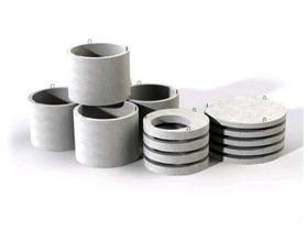 Сколько стоят бетонные кольца для септика?