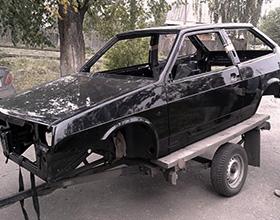 Сколько стоит кузов на ВАЗ 2108 и от чего зависит стоимость?