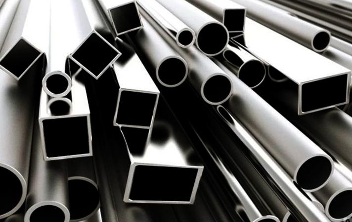Разные виды стальных труб