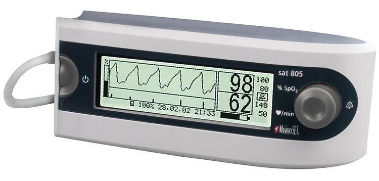 Пульсоксиметр Bitmos Sat 805