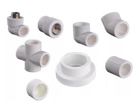 Сколько в среднем стоят фитинги для пластиковых труб